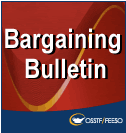 Bargaining Bulletin